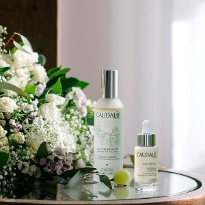 Choose a Caudalie gift setWith $35 purchase for VIB/R members @ Sephora.com