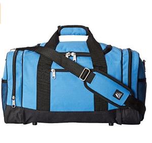 史低价 $16.64(原价$31.95)Everest Crossover 蓝色运动旅行圆筒包