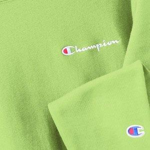 低至2折 $23收经典logo款Champion 全场冰点价 西柚色卫衣来袭速度收