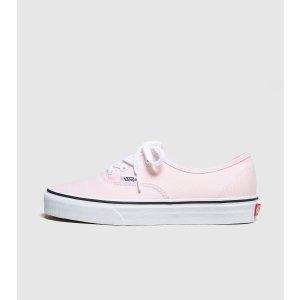Vans Authentic樱花粉板鞋