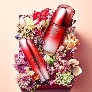 限时7.8折Shiseido 精选护肤热卖 明星红腰子也参加