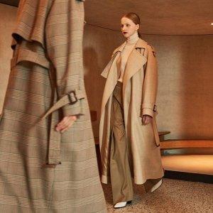 低至3折+额外9折 €210收大衣W Concept 首尔时装周品牌大促 收超火爆韩国手工大衣