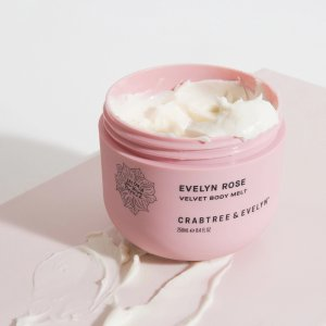 Crabtree & EvelynVelvet Body Melt - 250ml