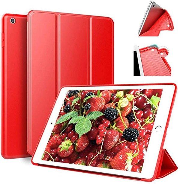 2017/2018款 9.7吋 iPad 保护壳 红色