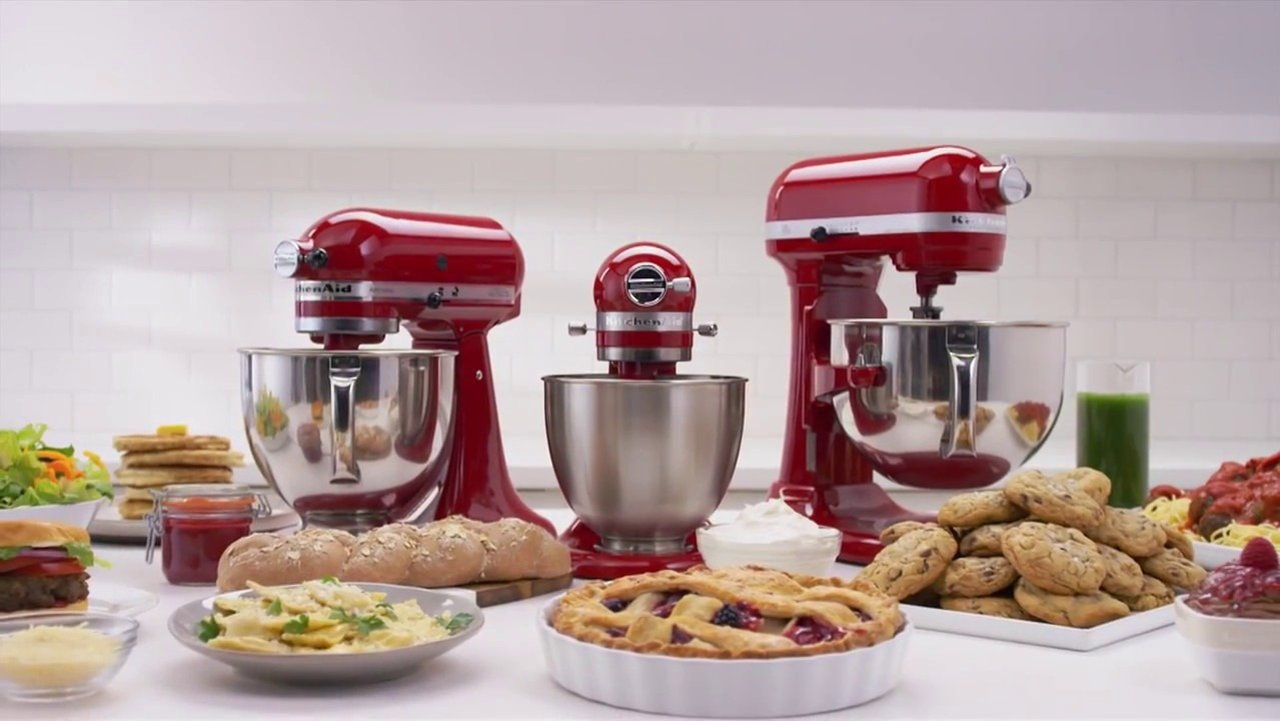 厨师机推荐2021 | KitchenAid厨师机大比较,除了KitchenAid还有什么好牌子?