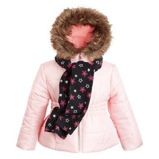 低至3.5折macys.com 儿童冬季保暖外套特卖