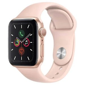 AppleWatch Series 5 GPS, 40mm, With Sport Band
