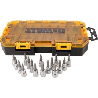 $12.59DEWALT DWMT73806 Tool Kit 3/8'' Drive Socket Set, 17 Piece