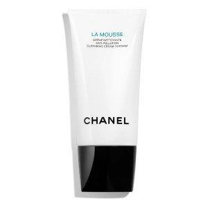 Chanel需把Chanel设为喜爱品牌,享9折香奈儿山茶花洁面