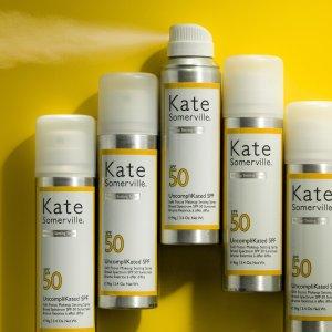 买1送1+免邮Kate Somerville 防晒定妆喷雾 SPF50