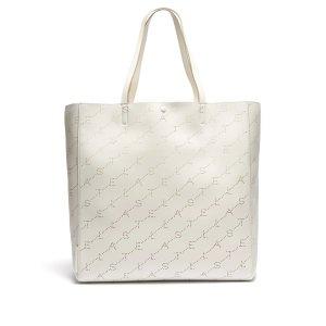 Stella McCartneyLogo-pattern单肩包
