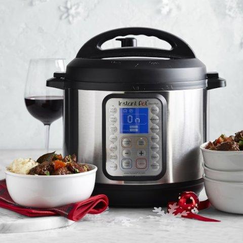 Instant Pot Duo Plus 8 Qt 9 In 1 Programmable Pressure Cooker Dealmoon