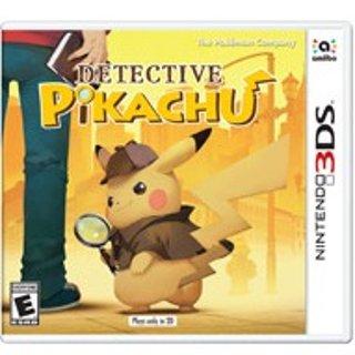 $19.97 (原价$32.97)《大侦探皮卡丘》Nintendo 3DS 实体版