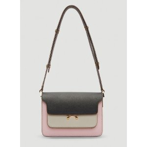 MarniMini Trunk Bag in Pink