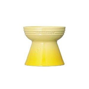 Le Creuset€30.5 价格不含邮费&税费宠物用餐具 - 柠檬黄