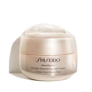 ShiseidoWrinkle Smoothing Eye Cream