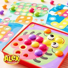 Up to 60% Off + Free ShippingAlex,Janod,Ideal Kids Toys Sale @ Zulily