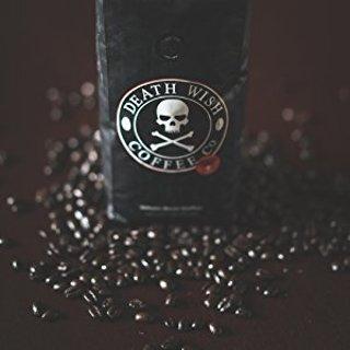 $15.19 限时特价Death Wish 死亡之愿超浓有机咖啡豆 16oz