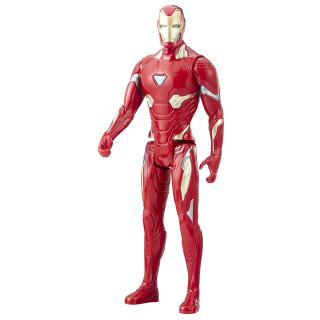 $8.2 原价$24.52漫威 Iron Man 钢铁侠玩偶 12英寸高