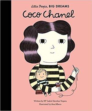 Coco Chanel 传记 little people,big dream