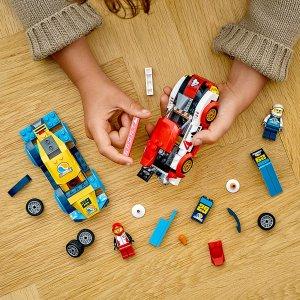 $25(原价$39.99)史低价:LEGO City系列趣享赛车60256 190块