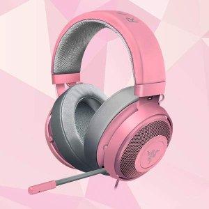 Razer Kraken Pro V2 Quartz Pink