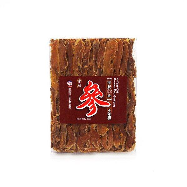 许氏高丽红参切片(五年)