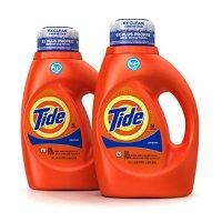 Tide 洗衣液 2瓶 50oz