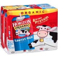 Horizon Organic 原味低脂有机奶 6盒