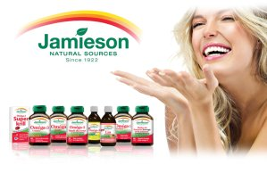 低至6折+新S&S用户额外85折优惠加拿大No.1保健品牌健美生Jamieson大促