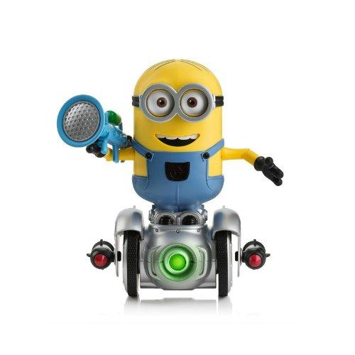 【最萌智能玩具】小黄人遥控机器人