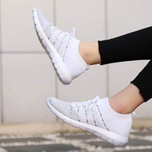 $19.99(原价$39.99)免税EvinTer 女款跑步鞋 多种颜色可选 透气舒适 让运动更轻松