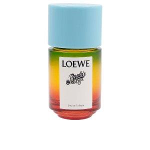 Loewe夏日新香 男女适用 不香腻 不媚俗PAULA´S IBIZA水生和琥珀气息的淡香水