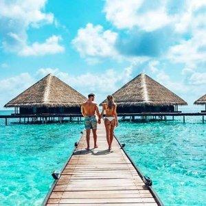 $1899起 含机票+酒店+餐饮10天马尔代夫旅行套餐  即将消失的岛屿你一定要去一次