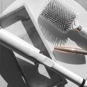 $36包邮(原价$45)T3 抗热美发梳 轻柔抚平毛躁头发 打理头发的好帮手