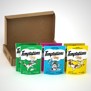 Buy 2 Get 1 FreeTemptations Cat Treats on Sale