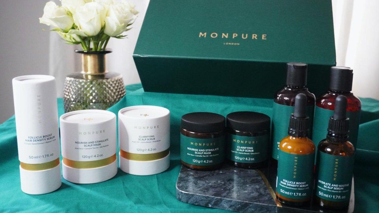 护发   和MONPURE一起体验健康护发高端新概念