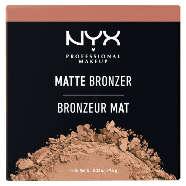 NYX修容粉饼