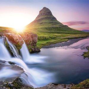 直飞往返$347起 暑期7-9月旺季堪萨斯飞冰岛往返机票