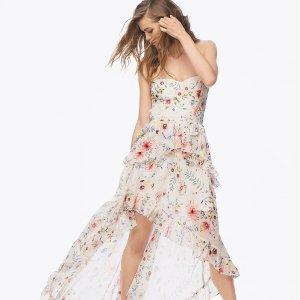 低至3折+额外7.5折AQUA 超仙美裙、美衣超低价热卖 $19收连衣裙