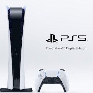 全新豪华游戏阵容Sony PlayStaion 5 游戏主机正式公布 充满未来感