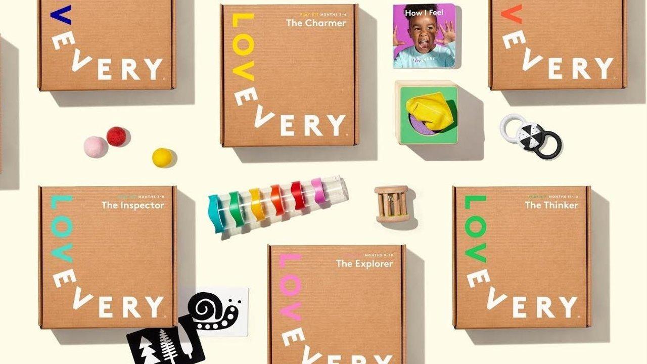 蒙特梭利式玩具Lovevery介绍及平价替代 (0-1岁)