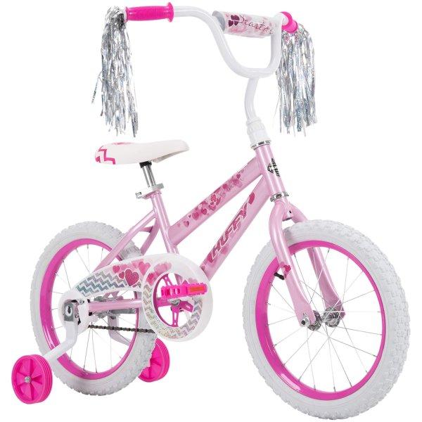"""Huffy 16"""" 女童自行车"""