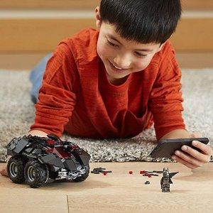 $77.99(原价$99.99)LEGO DC Super Heroes 智能遥控蝙蝠战车 76112