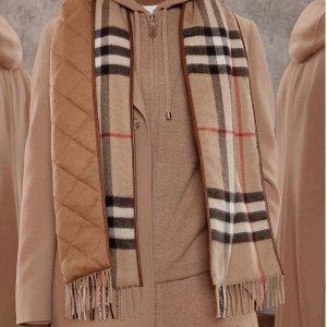 5折起 经典格纹衬衫£200收Burberry巴宝莉惊现好折 风衣、包包、鞋子、卫衣一网打尽