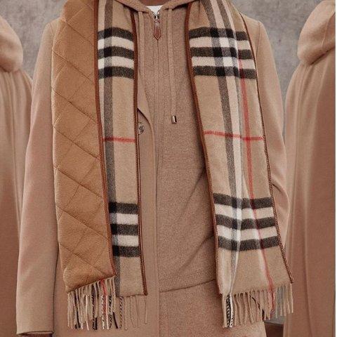 5折起 经典款格纹衬衫£200收Burberry巴宝莉惊现好折 风衣、包包、鞋子、卫衣一网打尽