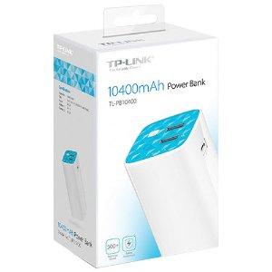 $24.99(原价$49.99) 小体积 大容量TP-LINK 10400mAh 便携移动电源 将天赋带到电源界