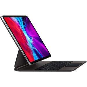 """立省€130 快速提高生产力史低价:Apple 苹果全新妙控键盘 iPad Pro 12.9""""版 摇身一变笔记本"""