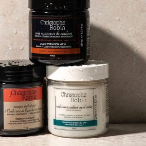 30% Off + Extra 10% OffChristophe Robin Haircare Products Hot Sale
