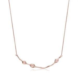 Siren Cluster Smile Necklace | Monica Vinader